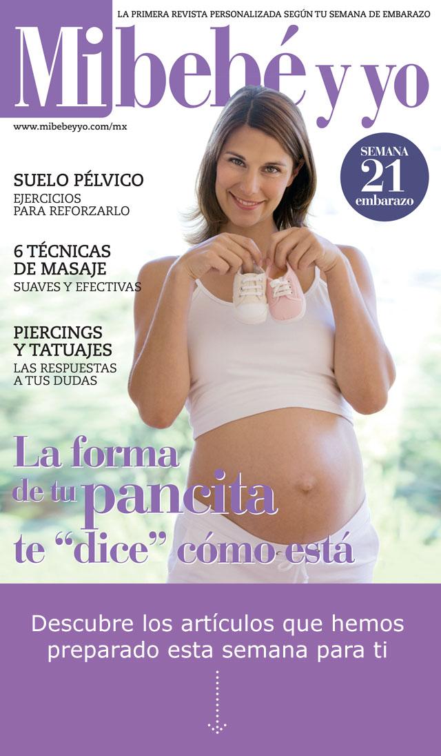 24 semanas de embarazo con presión pélvica y dolor lumbar